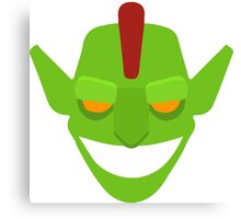 Goblin lvl 5 from clash of clans Canvas Print