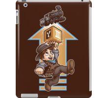 Super Future Bros Part 3 iPad Case/Skin