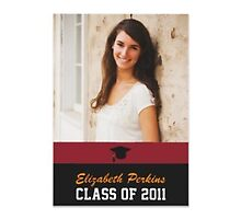 2011 graduation announcements by Buford Burows