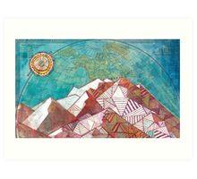 Denali: The Great One Art Print