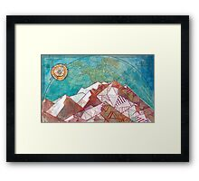 Denali: The Great One Framed Print