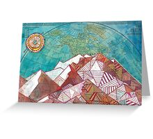 Denali: The Great One Greeting Card
