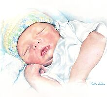 New Baby Sleep by Kate Eller