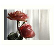 A Rose Can Say... Art Print