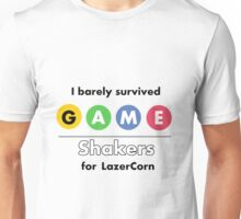 Game Shakers - Lazercorn Unisex T-Shirt