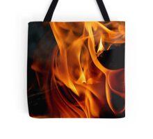 Campfire 3 Tote Bag