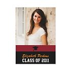 Graduation party announcements by Wahlex