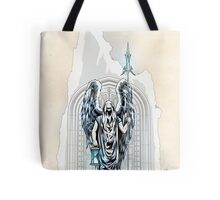 The White King Tote Bag
