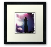 Light House Series- No.1 Framed Print