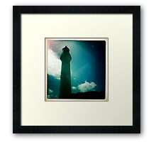 Light House Series- No.2 Framed Print