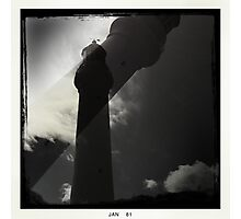 Light House Series- No.3 Photographic Print