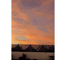 'Bondi Sunset' Photographic Print