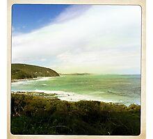 Apollo Bay Scenery. Photographic Print