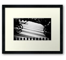 pedxing, phnom penh, cambodia Framed Print