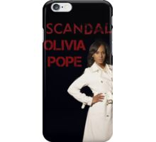 Olivia Pope phone case iPhone Case/Skin