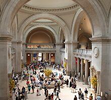 The Met, New York by qiutianran