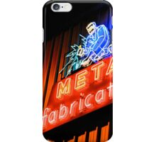 Metalhead iPhone Case/Skin