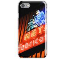 Metalhead iPhone Case/Skin