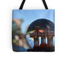 3 in 5 SnowGlobe Tote Bag