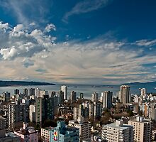 English Bay by Aler
