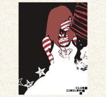 Silhoutte Lady by zeroe