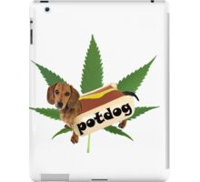 Potdog iPad Case/Skin