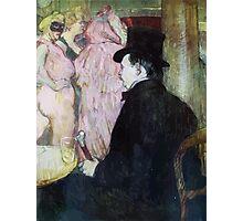 Henri de Toulouse Lautrec Photographic Print