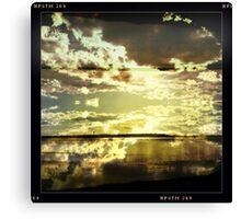 Moody Skies Series- No.1 Canvas Print