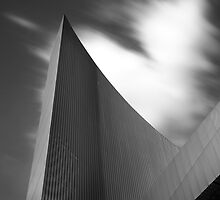 Imperial War Museum North by Steve Ashton