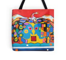 Conflict Resolution. Tote Bag
