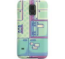 Kitchen (Pixel) Samsung Galaxy Case/Skin
