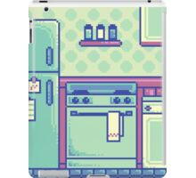 Kitchen (Pixel) iPad Case/Skin