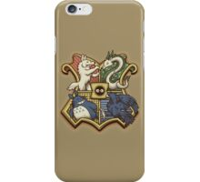 Ghibliwarts Crest iPhone Case/Skin