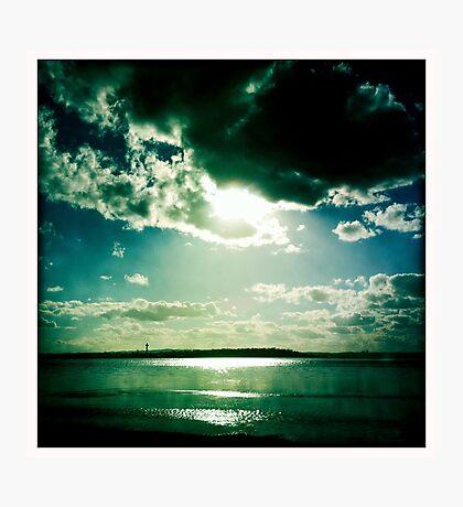 Moody Skies Series- No.2 Photographic Print
