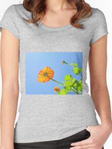 Reach for the Sun Women's Fitted Scoop T-Shirt