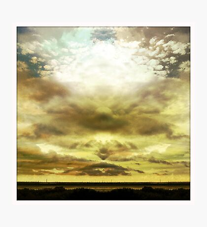 moody Skies Series- No.5 Photographic Print