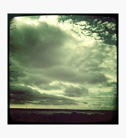 moody Skies Series- No.7 Photographic Print