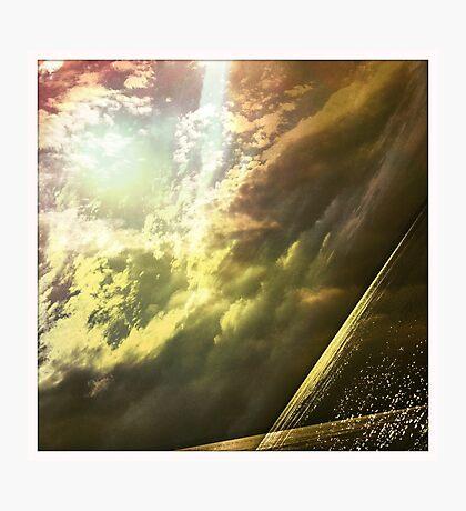 moody Skies Series- No.8 Photographic Print