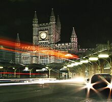 Bristol Temple Meads by Samuel  Dodd
