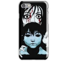 Ju-On: The Grudge iPhone Case/Skin