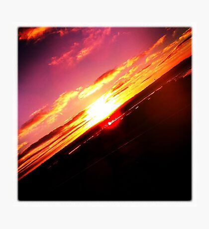 moody Skies Series- No.10 Photographic Print