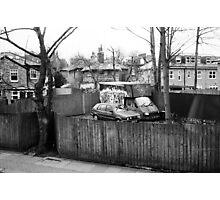 LONDON TRIP 35MM PT12 Photographic Print