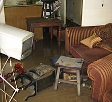 Brisbane Floods 2011 - Aftermath - The Maid's Week Off by Neil Ross