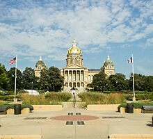 Iowa State Capitol - Amazing Architecture by soliloquyshoppe