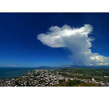 Townsville - Summer storm brewing Photographic Print