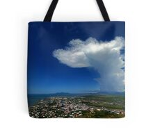 Townsville - Summer storm brewing Tote Bag