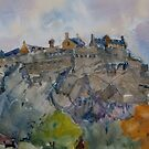 Autumn Mood- Castle by Peter Lusby Taylor