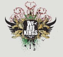 WE ARE KINGS by Melanated