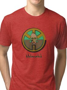 GWAKODO CLOCK Tri-blend T-Shirt