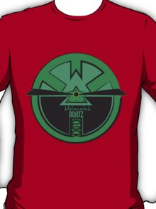 CLOCK MELANIN CODE T-Shirt